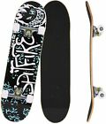 """31""""x8"""" Skateboards for Beginners Complete Skateboard 7 Layer Canadian Maple ."""