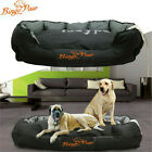 Big Thick Extra Large Soft Foam Dog Pet Bed Pillow Orthopedic Beds Waterproof UK