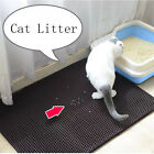 Cat Litter Mat EVA Double-Layer Pet Cat Litter Trapper Mats Waterproof Bot_wk