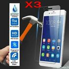 1/3x Tempered Glass Screen Protector Fit Huawei P Smart P9 P10 P20 P30 P40 Lite