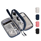 Portable Cable Storage Bag Travel Electronic Accessories Organizer Gadget Case
