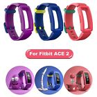 For Fitbit Ace 2 Band Inspire Hr  Band Silicone Replacement Waist Strap Buckle