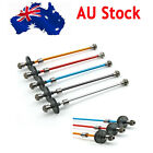 Metal Gear Drive Shaft Kit Sets For 1/14 Wltoys 144001 Rc Car Parts Upgrade # Au