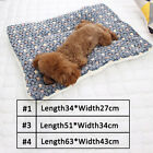 Pet Blankets Dog Cat Paw Plush Blanket Mat Puppy Warm Sleeping Soft Bed Supplies