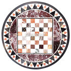 Marble Dining Room Sets For Sale Chess Table Top Inlay Outdoor Arts Decor H3983