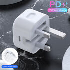 UK Plug PD 20W USB-C Type C Fast Wall Charger Adapter For iPhone 12 Pro Max Mini