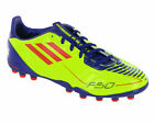 Adidas F10 MG Kids Boys Sports Fitness Lace Up Yellow Football Boots Trainers