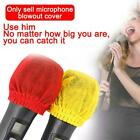 2pcs Ultra-thin Microphone Cover Disposable Non-woven Microphone Cover Us