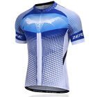 Cycling Jersey Bike Clothing Breathable Short Sleeve Bicycle Jerseys Shirt