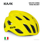 NEW 2021 Kask MOJITO 3 Road Cycling Helmet : YELLOW FLUO