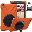 Shockproof Hybrid Silicone Stand Case For Amazon Fire HD 8 Plus 2020/2018/2017