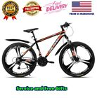 HILAND Cycle 26 inch 21 Speed Alloy Suspension Bike Disc Brake MTB Bicycles Gift