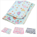 Dog Blanket Autumn And Winter Warm Blanket Coral Fleece Sleeping Bed Blanket Q