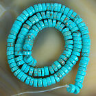 "6mm Turquoise Heishi Beads 15.5"" Pick Color"