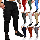 Внешний вид - Casual Joggers Pants Sweatpants Cargo Combat Loose Active Sport Workout Trousers
