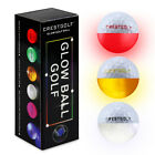 Glowing Ball 3pcs/Pack Golf LED Ball Dark In The Night  Stronger Lighting