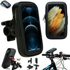 360° Bicycle Motor Bike Waterproof Phone Case Mount Holder For All Mobile...