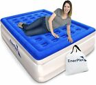 EnerPlex Never-Leak Twin Air Mattress with Built in Pump  2-Year Warranty