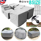 Heavy Duty Garden Patio Furniture Cover Table Square Cube Outdoor Covers Uk