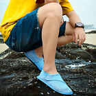 Wading Shoes Stylish Comfortable  Transparent Concise for Swimming