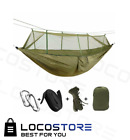 Hammock Double 2 People Hammock Camping Tent Hanging Swing Bed With Mosquito Net