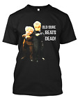 Statler and Waldorf Old Sure Beats Dead - Muppet Lovers Show TEE SHIRT FREE SHIP