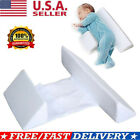 Baby Side Sleep Pillow Support Wedge Newborn Infant Anti-roll Adjustable Cushion