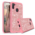 Cbus Wireless Sparkling Glitter Bling Phone Case for Samsung Galaxy A11