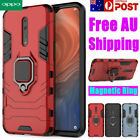 For Oppo A15 Reno Z A52 5g Find X 2 3 Pro Shockproof Case Heavy Duty Ring Cover