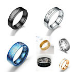 Women Men Fashion Band Ring Cool Party Gift Jewelry