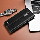 For LG Rebel 4 LTE/Aristo 2/3 Plus/Phoenix 4/3 Leather Wallet Card ID Case Cover