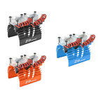 Heat Sink Cooling Radiator For 1/8 1/10 Rc Car Parts Replacement Accessory