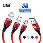 Slot Magnetic Charge Cable Sync Data Cord For iPhone 6 7 8...