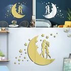 Creative Wall Stickers Diy Decals Decoration Home Removable Room Acrylic