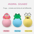 Cat Toys Ball Interactive Sounds Chirping Pet Squeaky Toy for