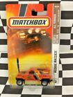 Matchbox MBX #92 All Terrain Ridge Raider 2008 Orange