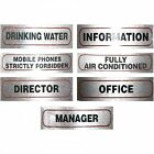 General Information Signs for Home, Office or Business