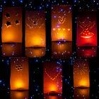 10 X LUMINARY CANDLE BAG LANTERNS + 10h FREE TEA LIGHTS