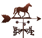 SWEN Products QUARTER HORSE Steel Weathervane