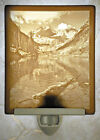 Lithophane Night Light - Tranquility  - Nature