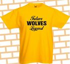 WOLVES T Shirt future legend