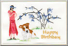 Jack Russell Terrier Birthday Card  by Dogmania  - FREE PERSONALISATION