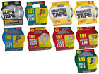 151 ADHESIVES TAPE - CHOOSE FROM - MASKING, DOUBLE SIDED, DUCT, FOAM - FREE POST