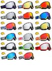 NEW Electric EGB2 mirror & extra lens mens wide angle ski snowboard goggles 2012