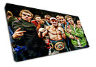 2084 OASIS & RICKY HATTON Canvas Wall Art Print