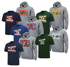 NFL Youth Tee Shirt and Hooded Sweatshirt Combo S-XL Many Teams