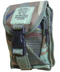 Army Military Combat Utility Zip Pouch Bum Bag Phone Camera Ammo Travel DPM Camo