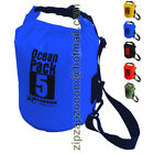 Karana Ocean Dry Pack Waterproof Kayak Travel Shoulder Rucksack Bag 5L 5 Litre