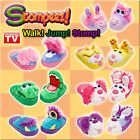NEW STOMPEEZ CHILDRENS KIDS SLIPPERS HOUSE SHOES AS SEEN ON TV STOMPERS STOMP