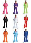 Bright Coloured  70's Pimp Suits - Stage Costume - 10 colours in 4 sizes !!